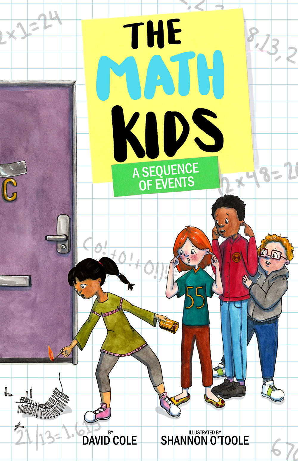 The Math Kids: A Sequence of Events
