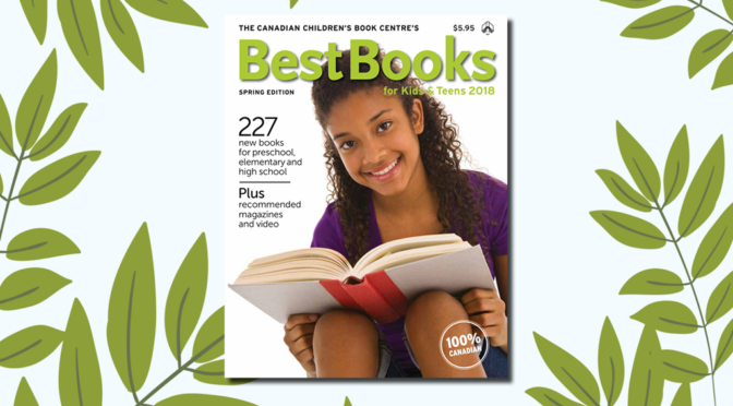The Great & The Small Included In Spring Issue of Best Books for Kids & Teens