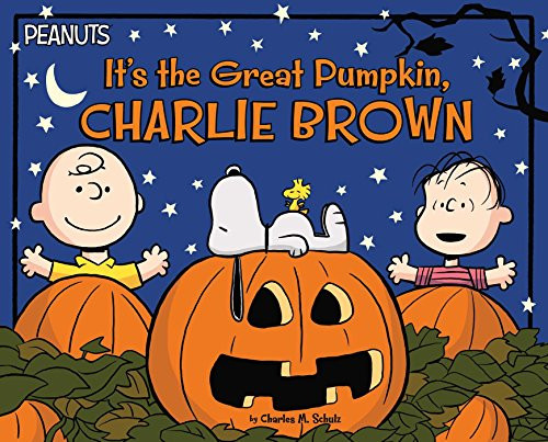 It's the Great Pumpkin, Charlie Brown cover