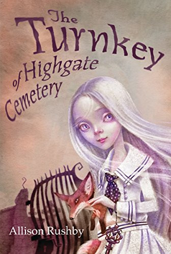 The Turnkey of Highgate Cemetery cover