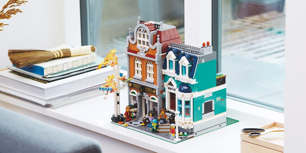 Lego Bookshop