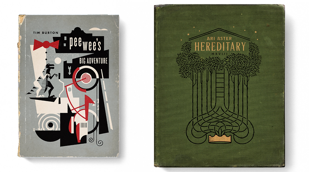 Movies as old books