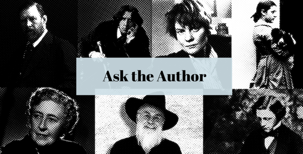 Ask the Author: Michael Seese