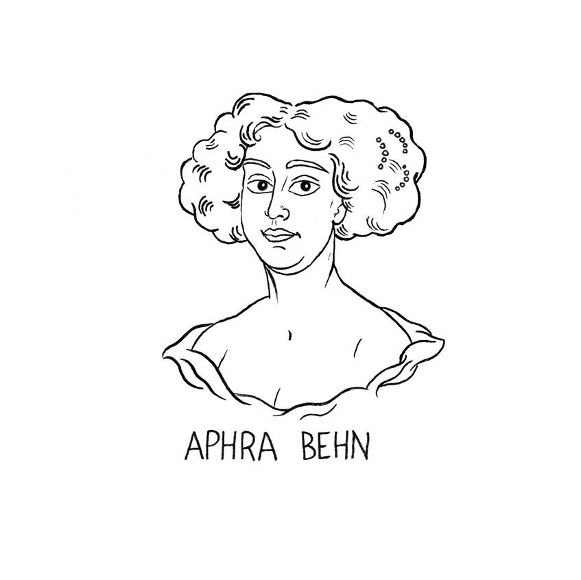 LoL 21 Aphra Behn bitmap