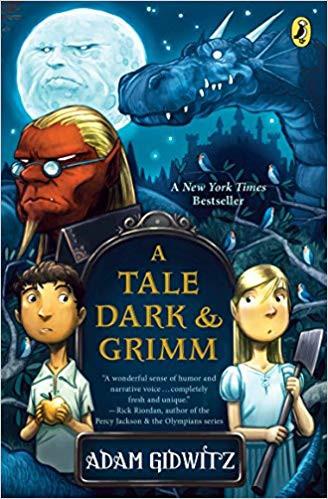 A Tale Dark & Grimm cover