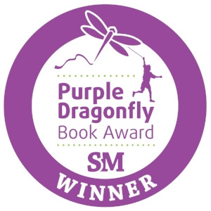 The Great & the Small wins 2nd Place in Purple Dragonfly Awards