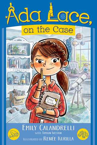 Ada Lace is on the Case cover