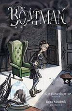 Cover of The Boatman