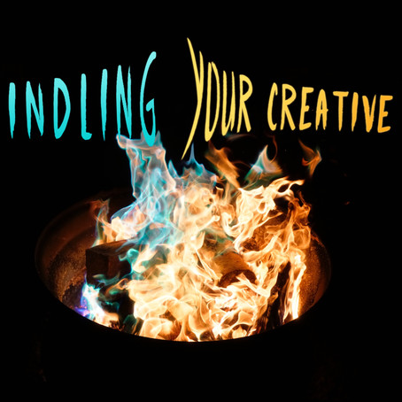 From The Publisher: Rekindling Your Creative Flame