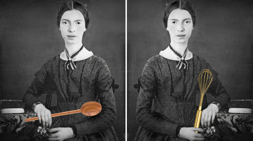 Emily Dickinson Bake LitHub