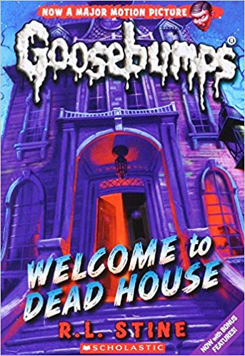 Welcome to the Dead House cover