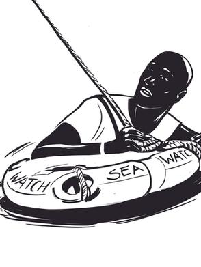 Migranti come pacchi, nasce Migrazon