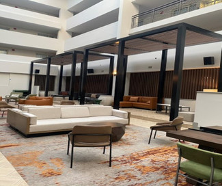 Embassy Suites by Hilton Philadelphia Valley Forge - Lobby
