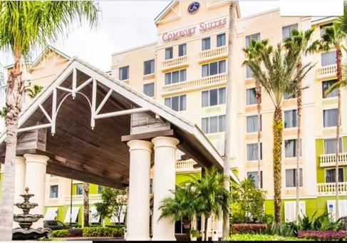 Comfort Suites Maingate East - Kissimmee, FL