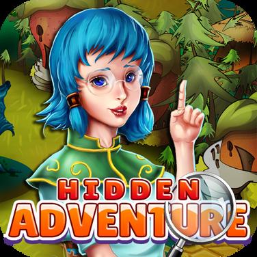 Hidden Object Item Hunter