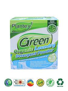 Plantex Organic Powder Laundry Detergent - 1kg