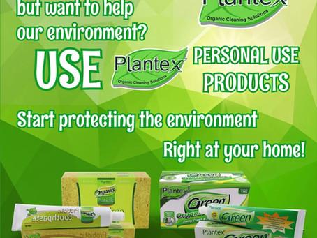 Think GREEN, Think PLANTEX Solution!
