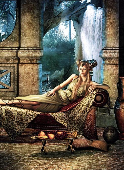 queen ralpgames game art outsourcing