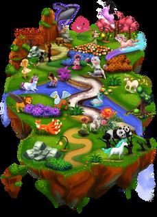 Worldmap6-Companions-Animals-Creaturesralpgames_game art outsourcing