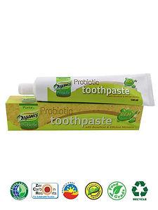 Plantex Organic Probiotic Toothpaste
