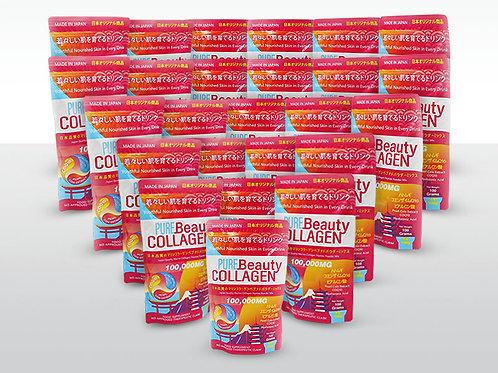 28 Pouches Pure Beauty Collagen Powder