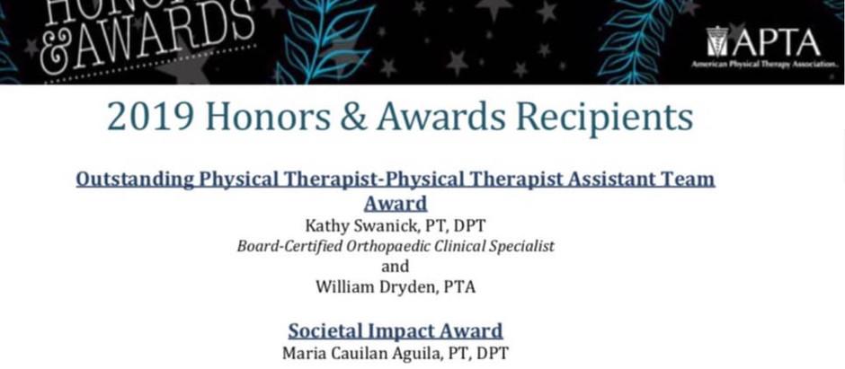 APTA Societal Impact Award