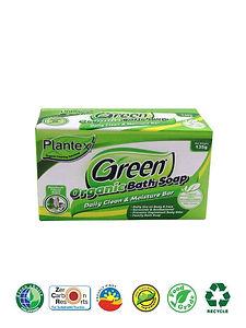 Plantex Green Organic Bath Soap