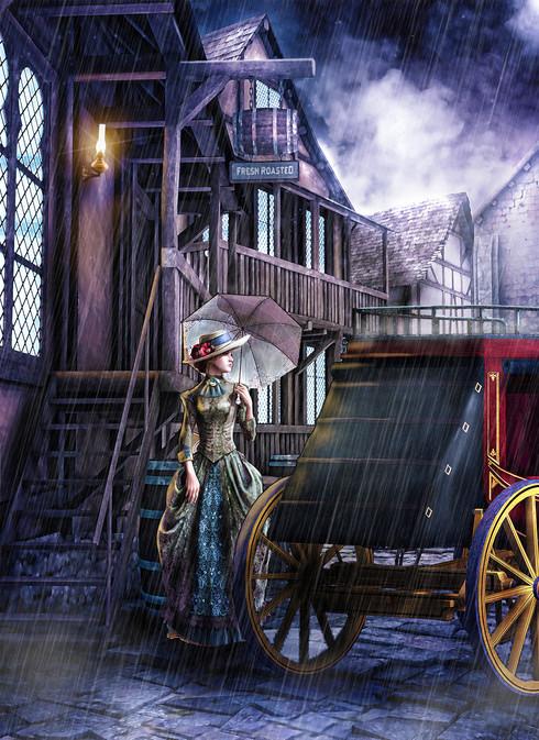rain ralpgames game art outsourcing