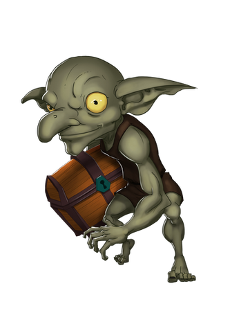 goblin with treasure chest.png