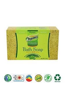 Plantex Organic Probiotic Bath Soap
