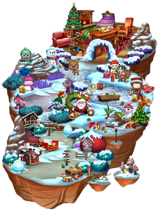 santas-village ralpgames_game art outsourcing
