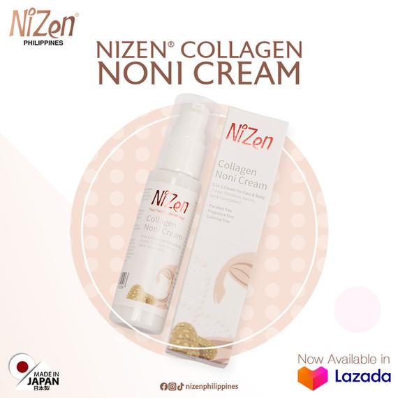 Nizen Collagen Noni Cream