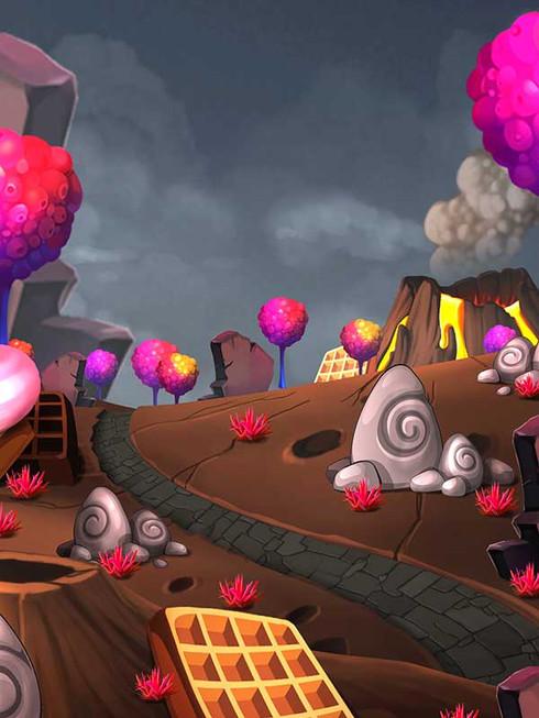 08_volcano ralpgames game art outsourcing
