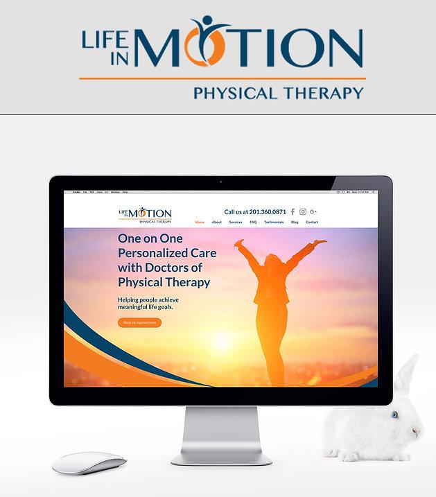 life in motion_Web presentation Mock-Up_