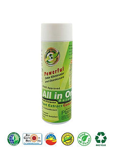 Plantex Organic All in One Cleaning Solution - 125ml