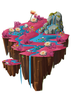 dreaming with fairies ralpgames_game art outsourcing