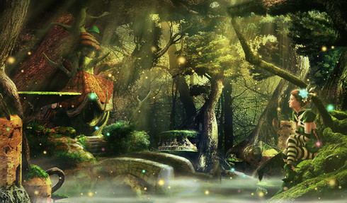 forest ralpgames game art outsourcing