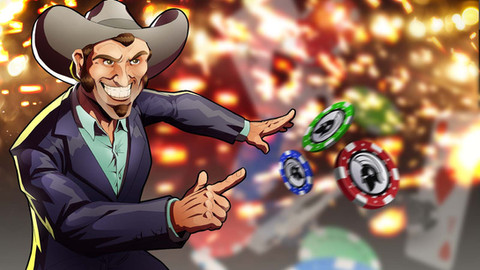 Casino page banner - ralpgames game art outsourcing