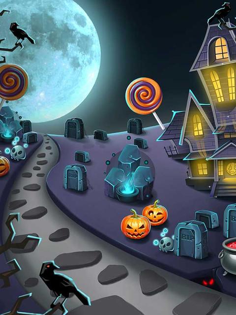 05_graveyard ralpgames game art outsourcing