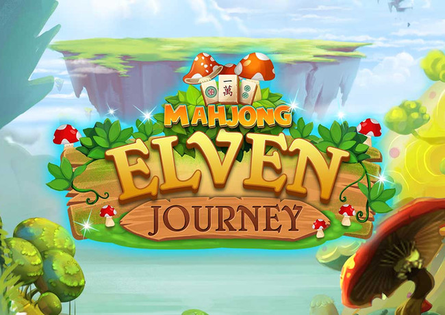 ralpgames_elven_journey_mahjong_title_ar