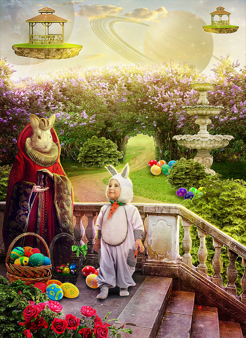 rabbit ralpgames game art outsourcing