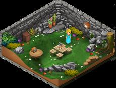 Room-lostisland ralpgames_game art outsourcing