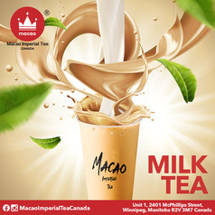 Macao Imperial Tea Canada