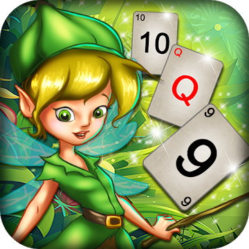 Solitaire Elven Wonderland icon.png