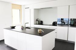 EG Curnengia, Küche