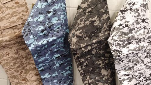 Camo Tactical Training Pants
