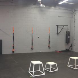 The Combat Fitness Area 2