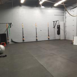 The Combat Fitness Area