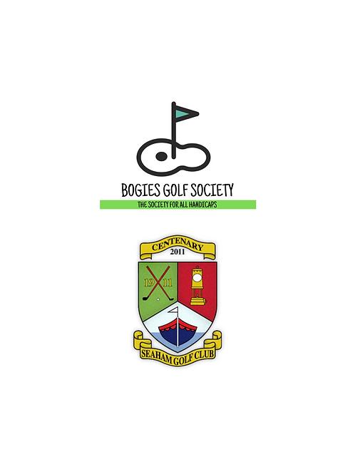 Bogies @ Seaham Golf Club 7th April
