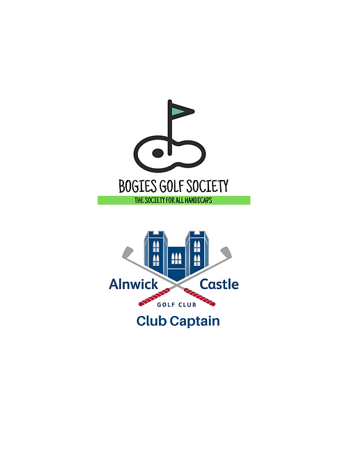 Bogies @ Alnwick Golf Club 3rd April 2021